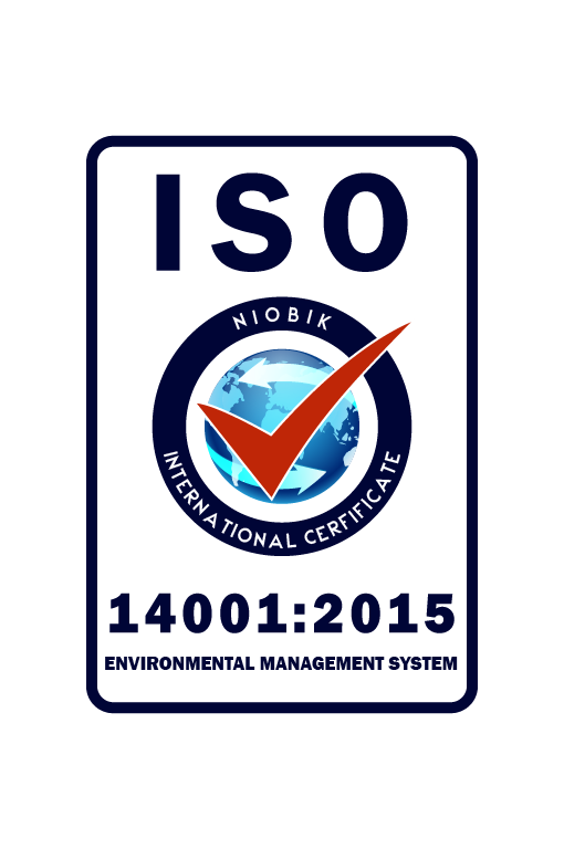 ISO 14001 This is in respect of environmetnatl management.